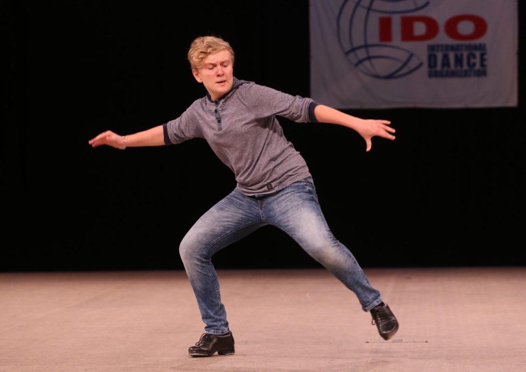 Vil sette steppdansen på verdens dansekart